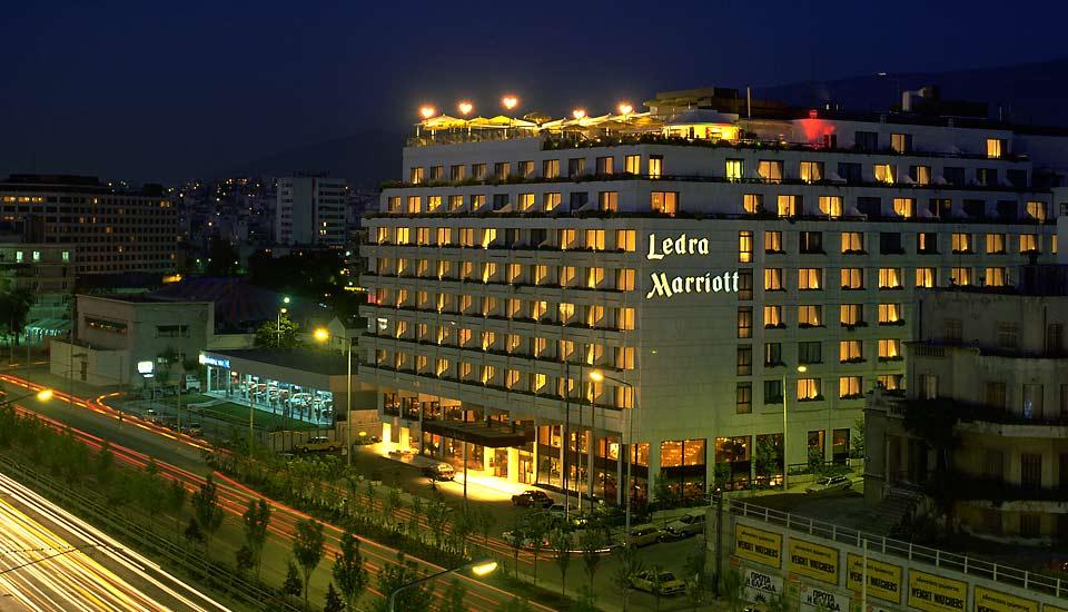 Το ξενοδοχείο Athens Ledra Marriott Hotel μετονομάζεται σε Athens Ledra Hotel