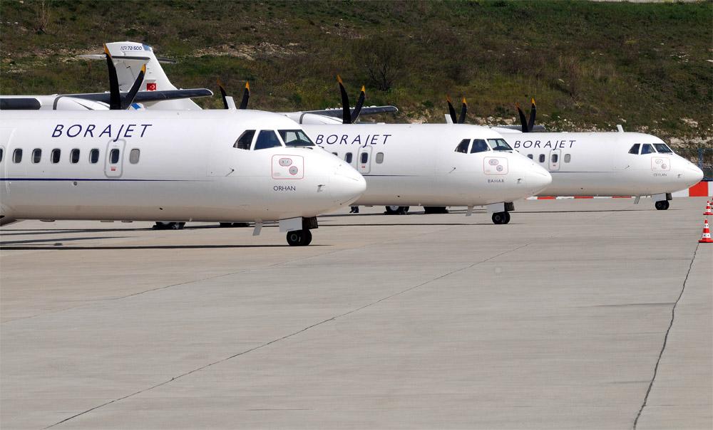 Borajet: Απ' ευθείας πτήσεις για Σαντορίνη