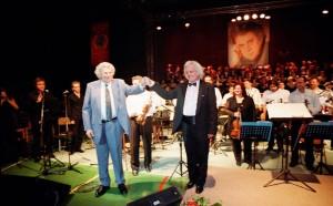 Μίκης Θεοδωράκης και Μικτή Χορωδία Ναυπάκτου