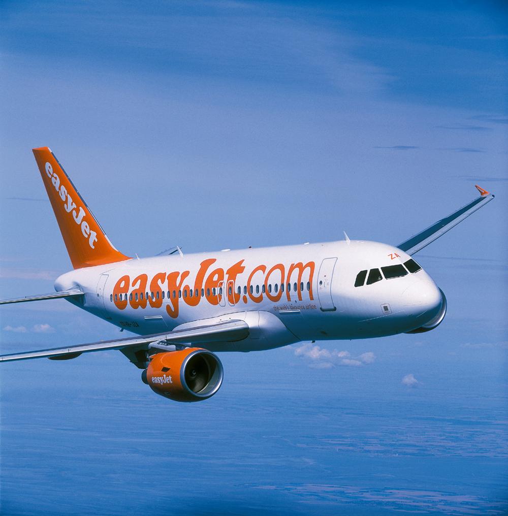 Η easyJet κρατάει τους επιβάτες της «συντονισμένους»