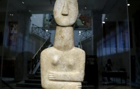 Επέστρεψε η Κυκλαδίτισσα στην Ελλάδα