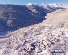 Χιονισμένη Λίμνη Πλαστήρα